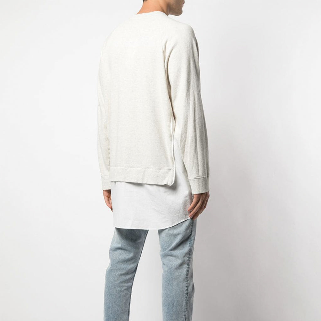 Two Sidedness Sweater Oatmeal