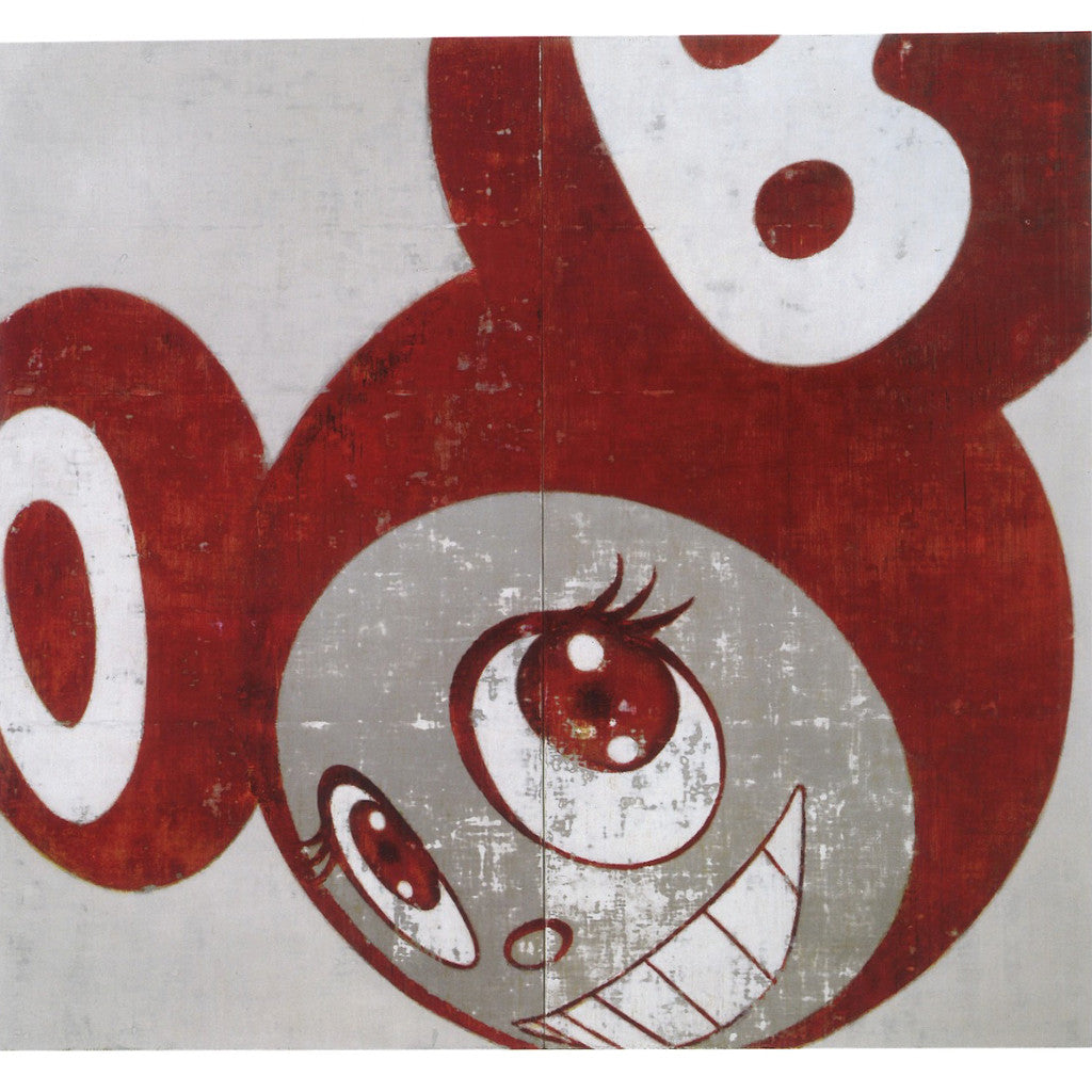 Takashi Murakami - The Octopus Eats It's Own Leg