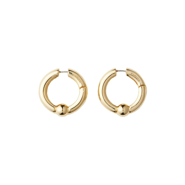 Ambush Jewellery Ball Closure Earring Gold