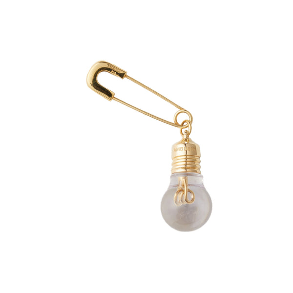 Ambush Jewellery Light Bulb Earring Gold