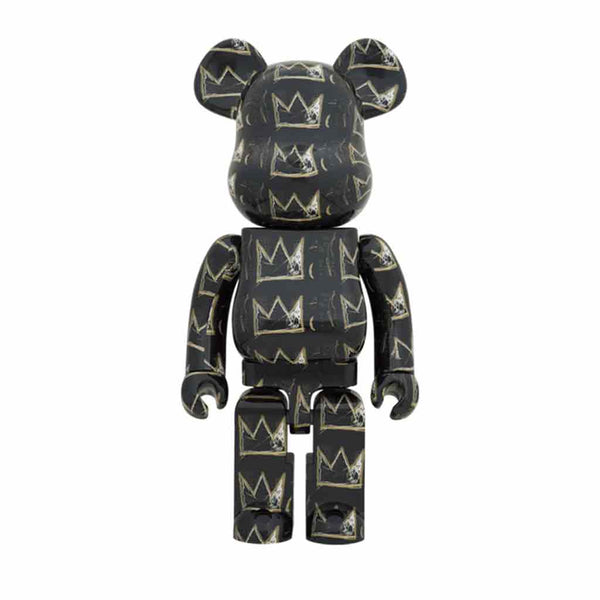 Medicom Toy BE@RBRICK x Jean Michel Basquiat #8 1000%