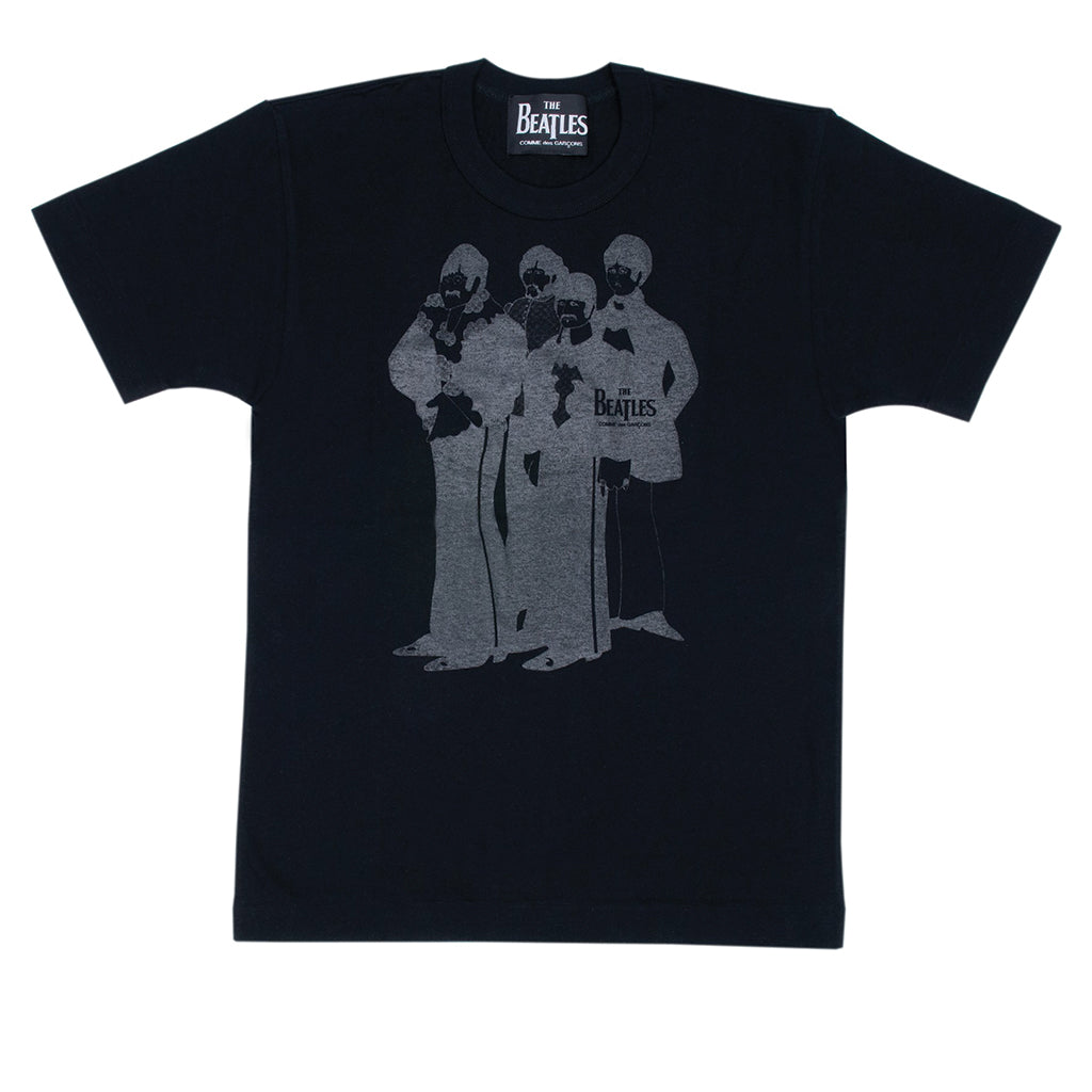 The Beatles COMME des GARCONS Graphic T-Shirt Black