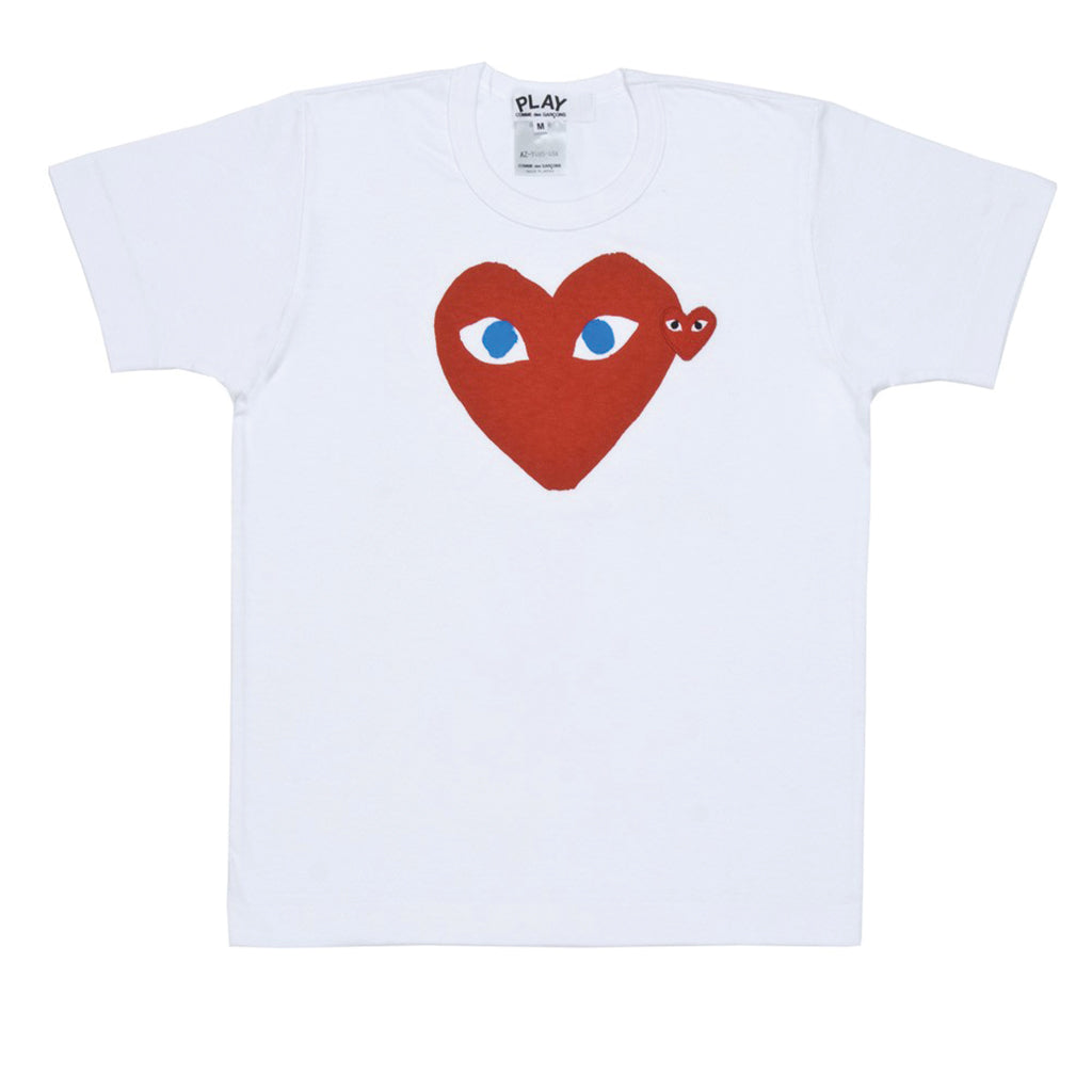 Blue Eyes Red Heart T-Shirt