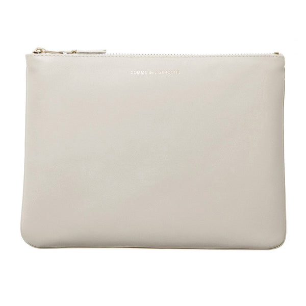 COMME des GARCONS WALLETS Classic Leather Line Off-White SA5100