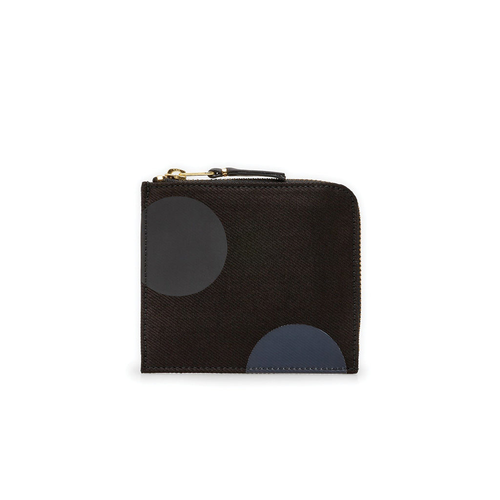 COMME des GARCONS WALLETS Classic Rubber Dot Wallet