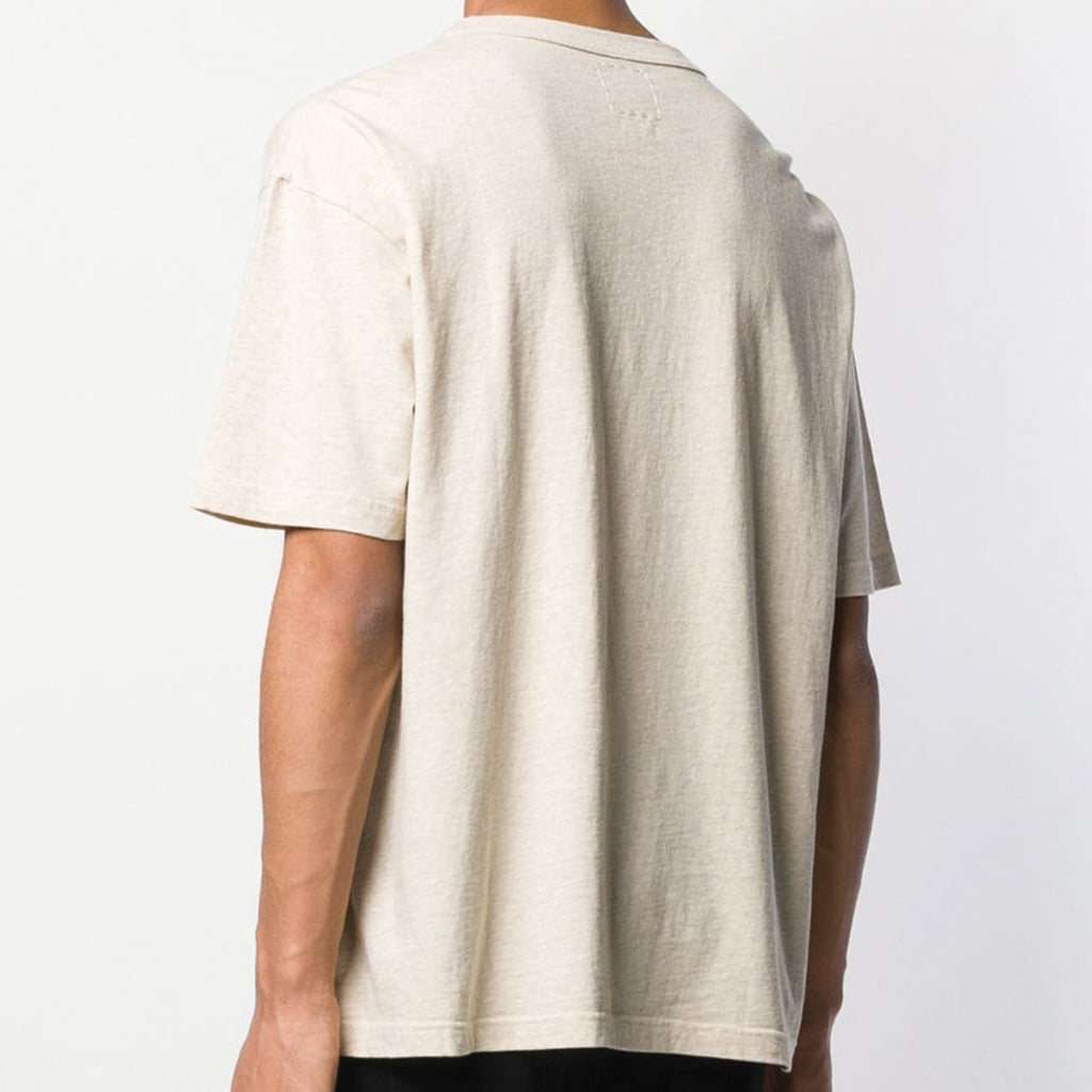 visvim Jumbo Collage T-Shirt Grey