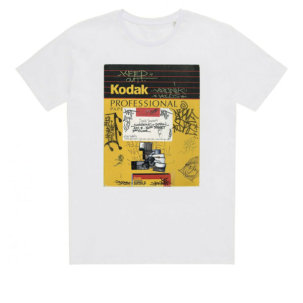 IDEA Books Davide Sorrenti T-Shirt Kodak