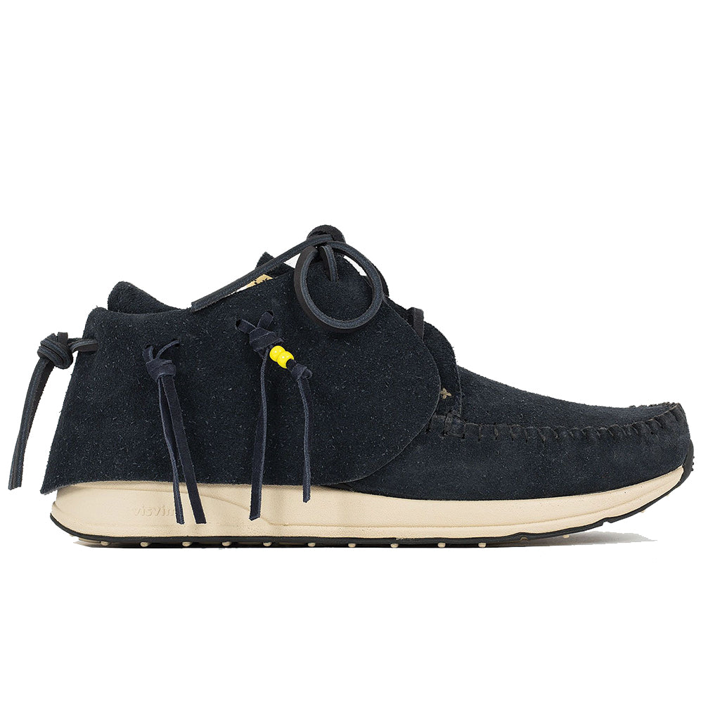 visvim FBT (Vegetable Tanned) Suede Navy