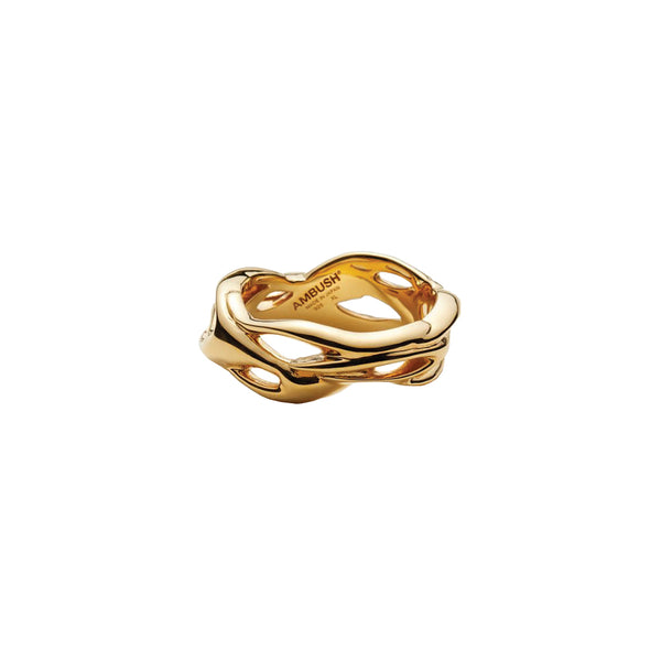 Flame Ring Gold