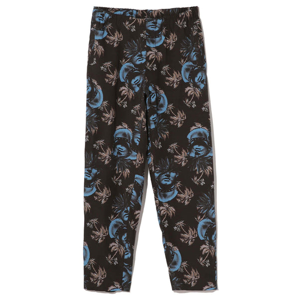 UNDERCOVER Jun Takahashi Graphic Print Trousers Black Base UC1A4506-4
