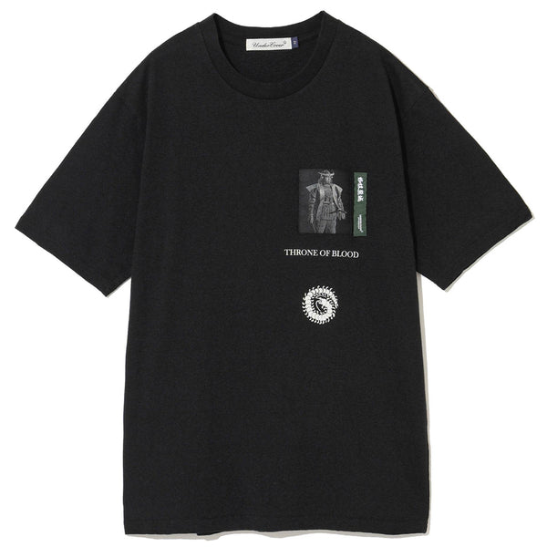 UNDERCOVER Jun Takahashi Throne of Blood Graphic T-Shirt Black UCZ3812