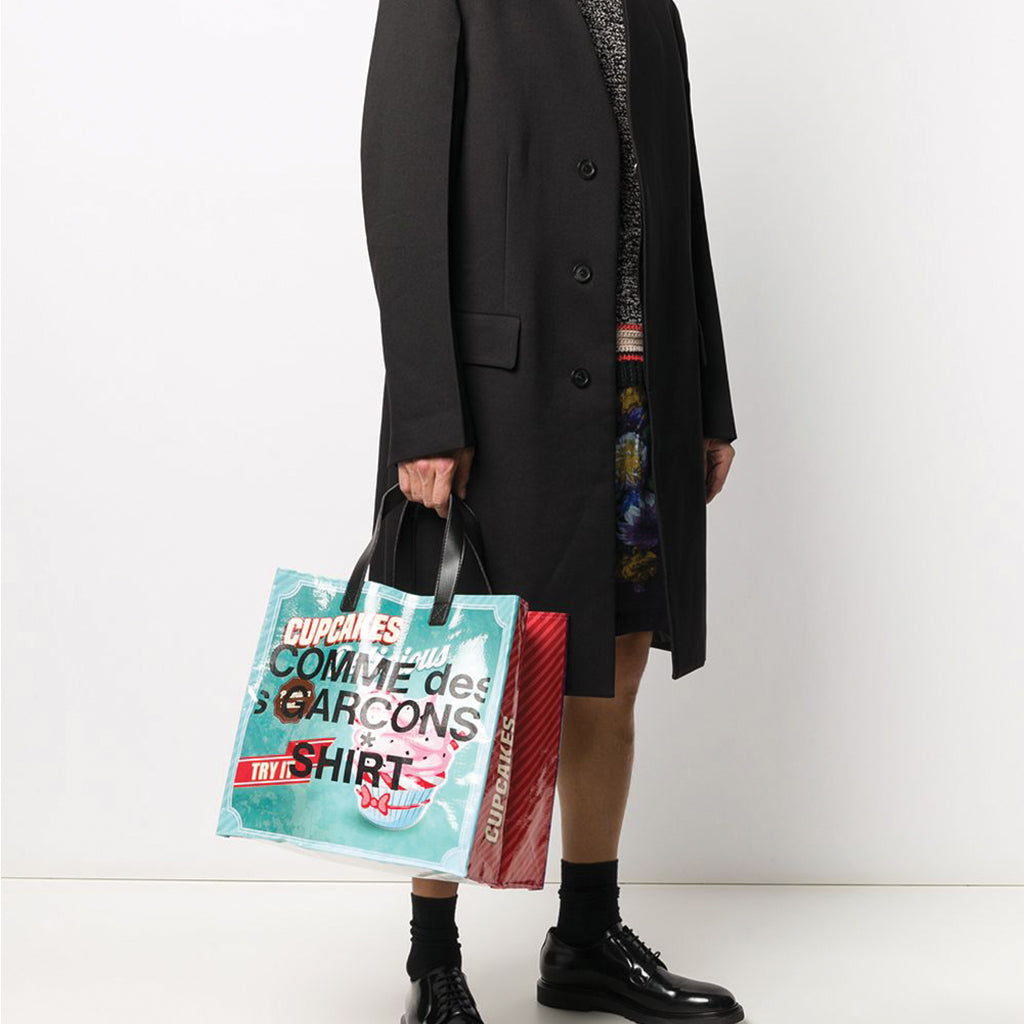 COMME des GARCONS SHIRT Grocery Shopping Bag