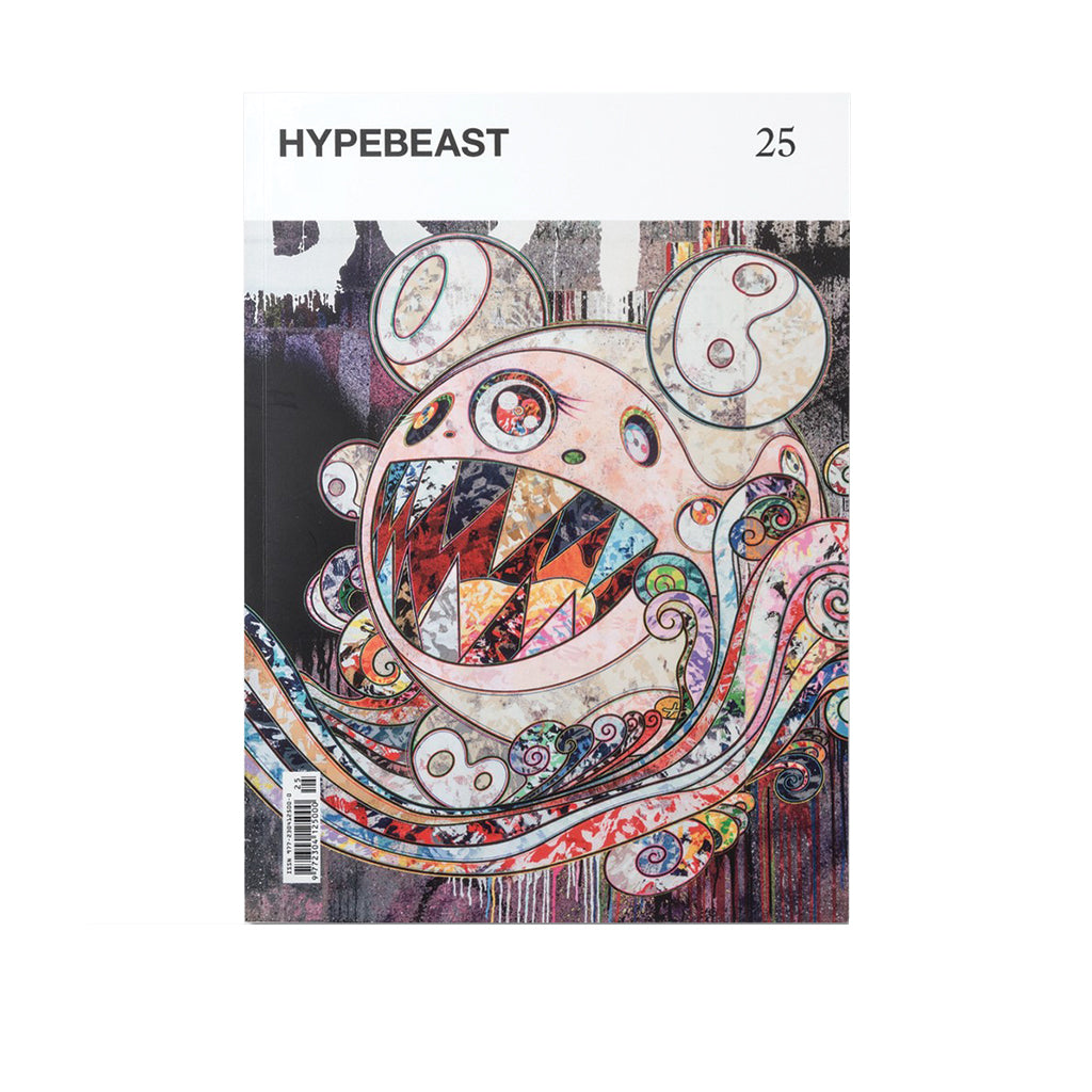 HYPEBEAST Magazine 25: The Mania Issue - Takashi Murakami
