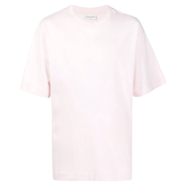 Dries van Noten Heli T-Shirt Pale Pink