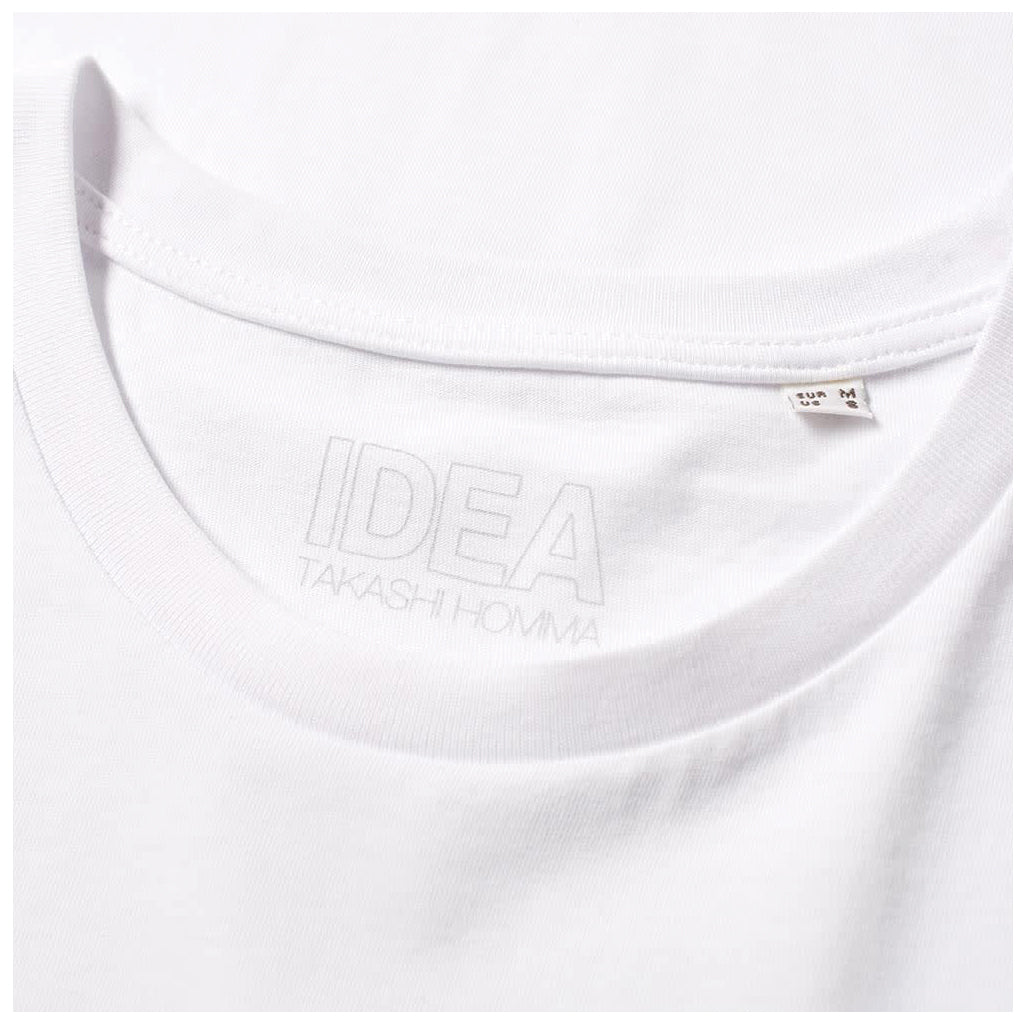 IDEA BOOKS TAKASHI HOMMA Photo T-Shirt