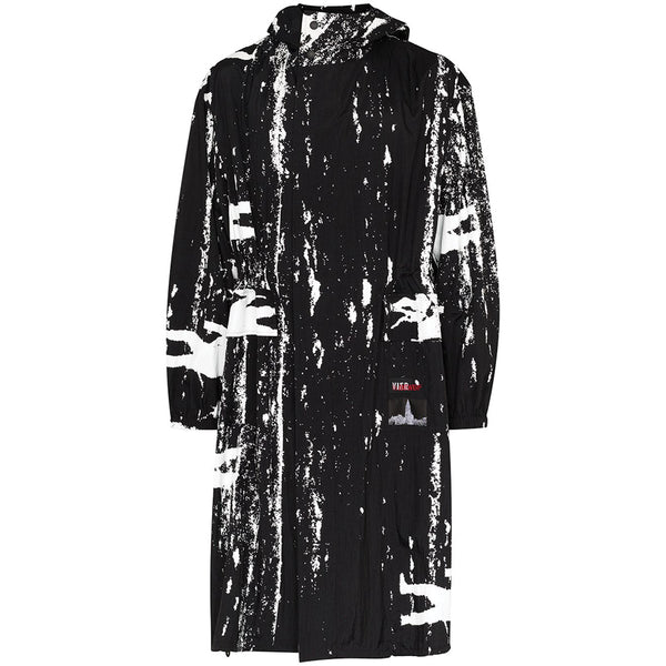 VIER ANTWERP x th. products Taro Horiuchi x SK8THING Graphic Coat