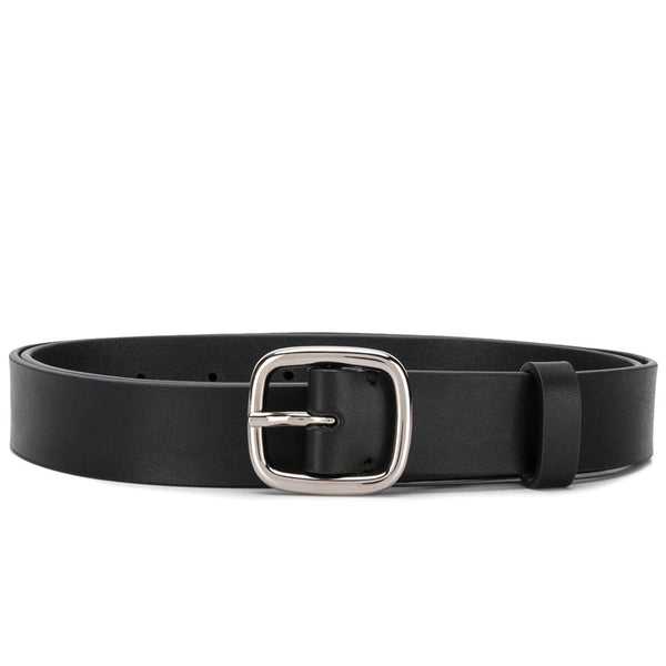 COMME des GARCONS SHIRT Leather Belt 30mm Buckle