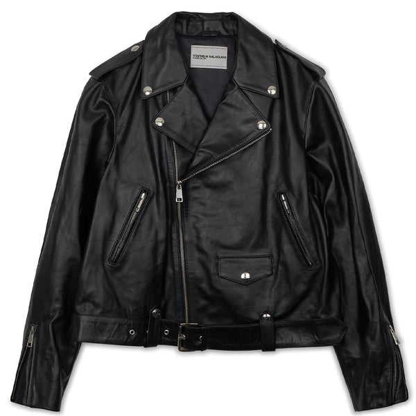 UNDERCOVER Jun Takahashi x Cindy Sherman Leather Jacket