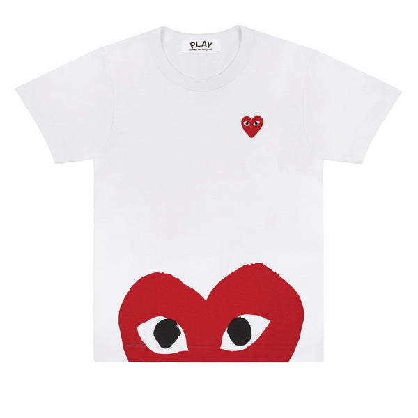 Red Low Heart T-Shirt
