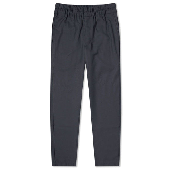 Pantalon Gabardine Wide Pants Navy