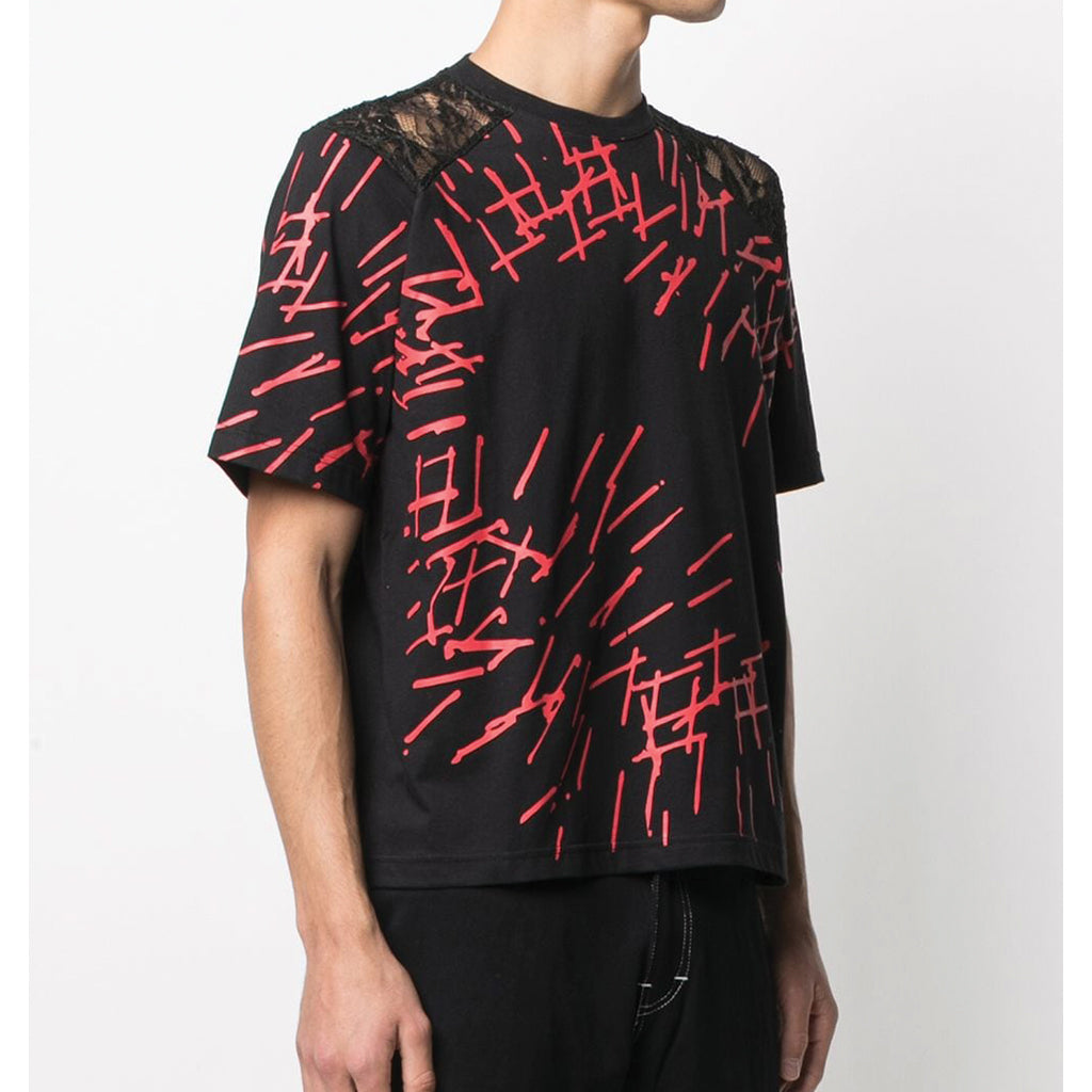 Aesthetic Depth Graphic T-Shirt