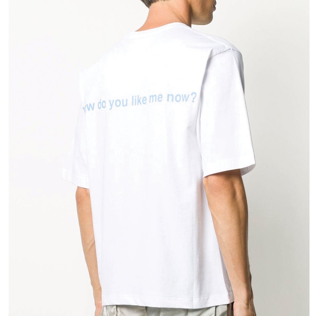 Youths in Balaclava How Do You Like Me Now T-Shirt White