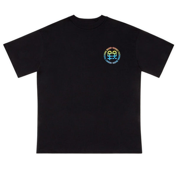 Honey Fucking Dijon Pocket Logo T-Shirt Black