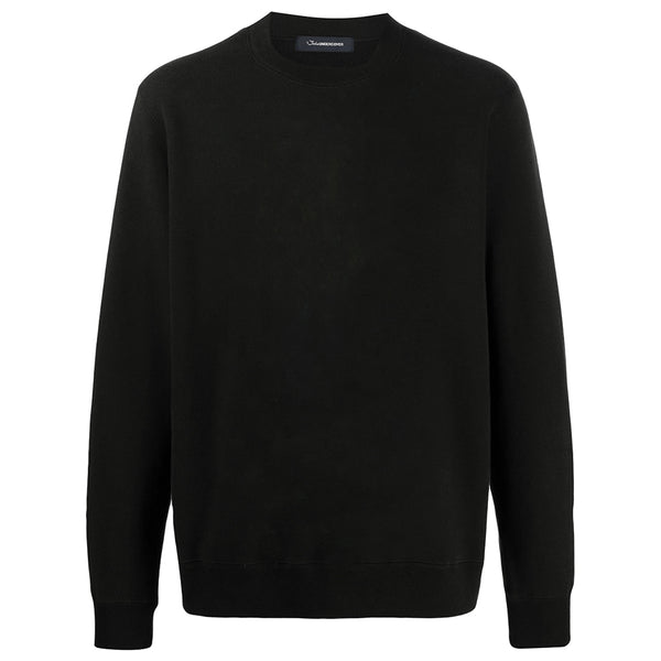 JohnUNDERCOVER Quilted Sweater Black