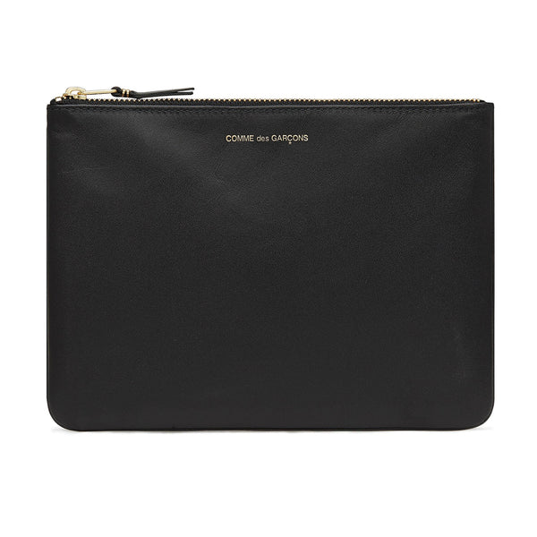 COMME des GARCONS WALLETS Classic Leather Line Black SA5100
