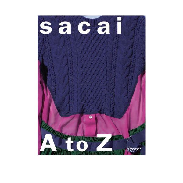 Sacai: A to Z by Rizzoli Books Publication