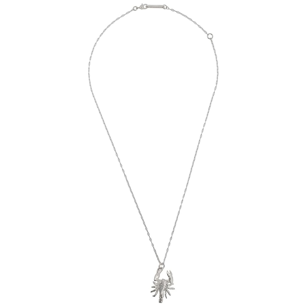 Ambush Jewellery Scorpion Charm Necklace Silver