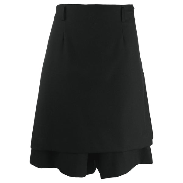 COMME des GARCONS Homme Plus Skirt Shorts Kersey Wool PF-P015-W20