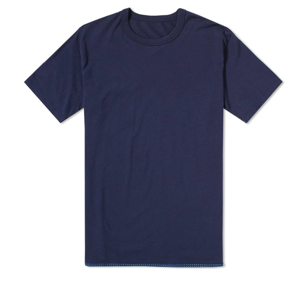 Sublig T-Shirt Cross Navy