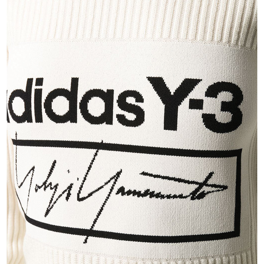 adidas Y-3 Yohji Yamamoto Women's Technical Knitted Roll Neck Sweater