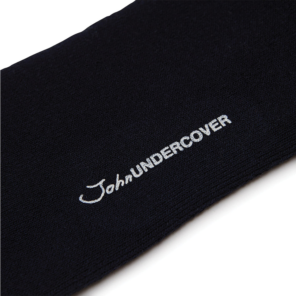 JohnUNDERCOVER Thorns Socks Navy / Yellow