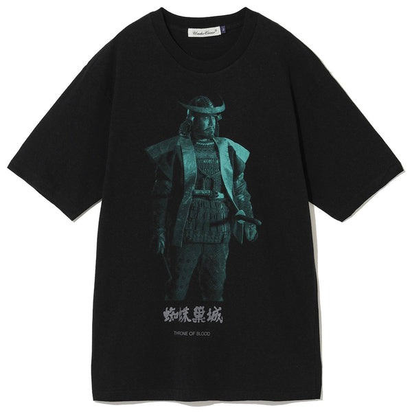 UNDERCOVER Jun Takahashi Throne of Blood Warrior T-Shirt Black UCZ3809