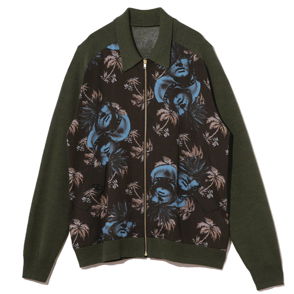 UNDERCOVER Jun Takahashi Graphic Print Jacket UC1A4204-1