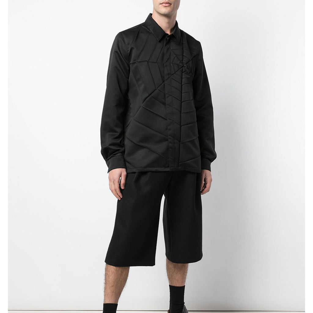 UNDERCOVER Jun Takahashi Spider Shirt Black
