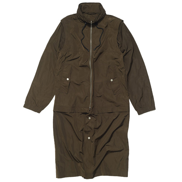 Dries van Noten Vinlay Jacket Khaki