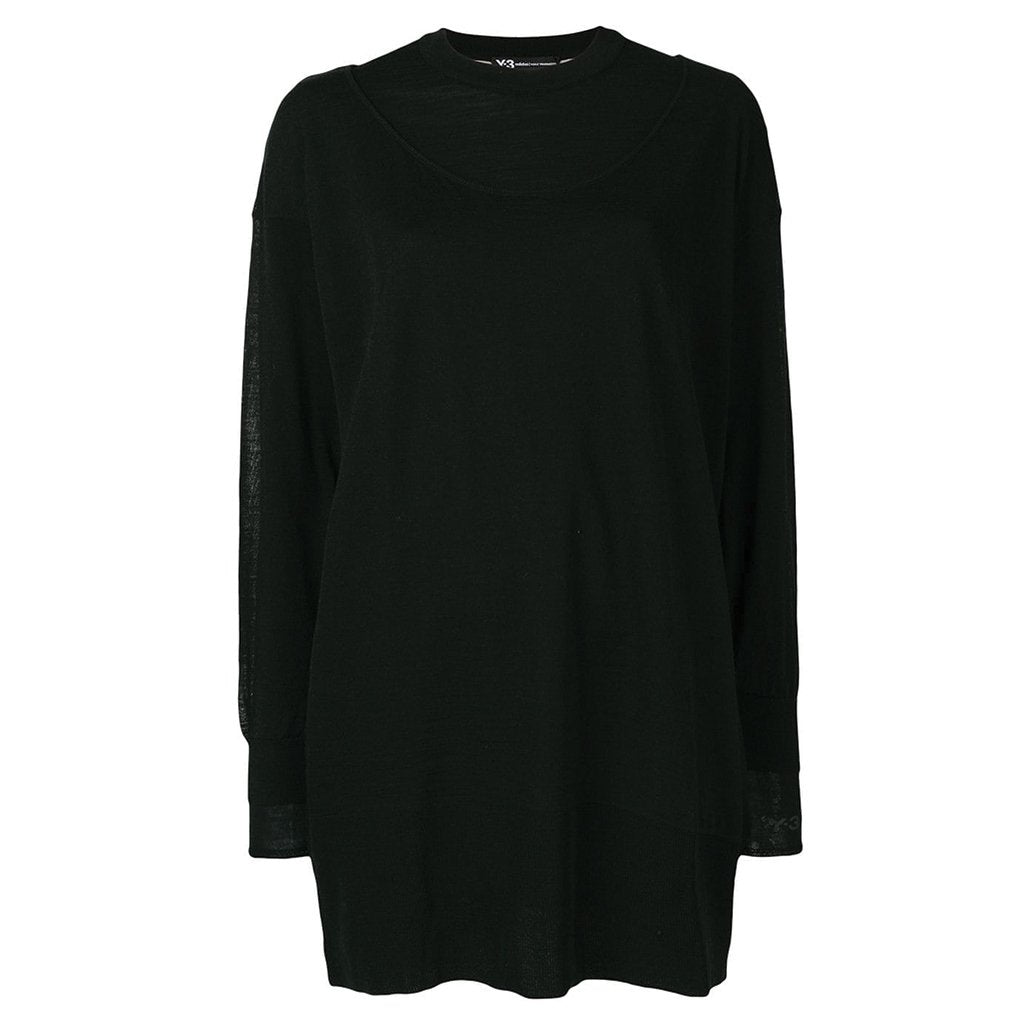 WMNS Knit Long Sweater