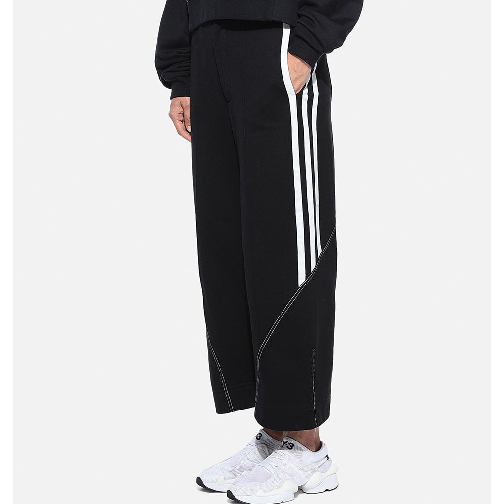 WMNS Wide 3/4 Striped Pants