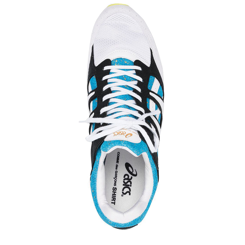 COMME des GARCONS x Asics Tarther Sneakers Blue