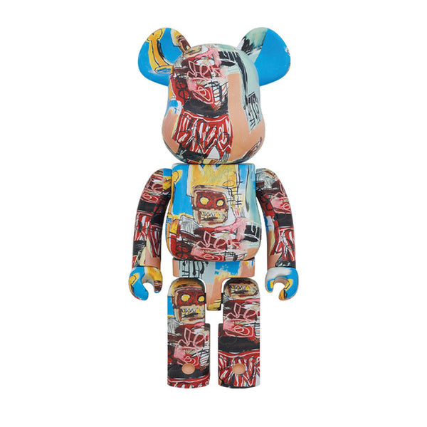 Medicom Toy BE@RBRICK x Jean Michel Basquiat #6 1000%