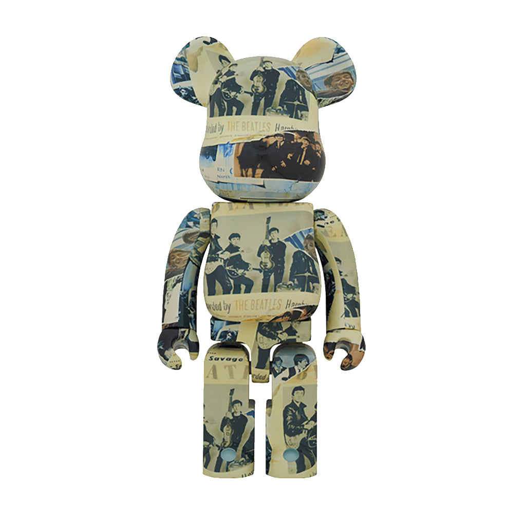 BE@RBRICK The Beatles Anthology 1000%