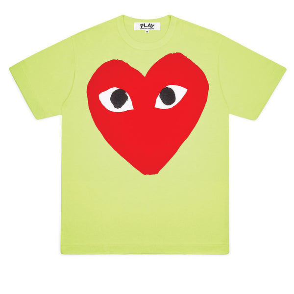 Bright Heart Logo T-Shirt Green