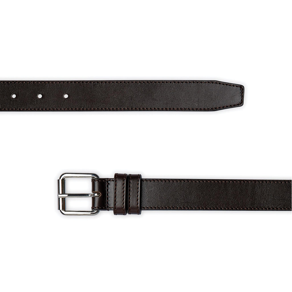 COMME des GARCONS Classic Leather Belt Brown