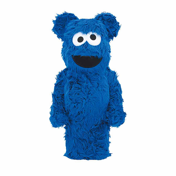 PRE-ORDER: BE@RBRICK Cookie Monster (Suit Version) 400%