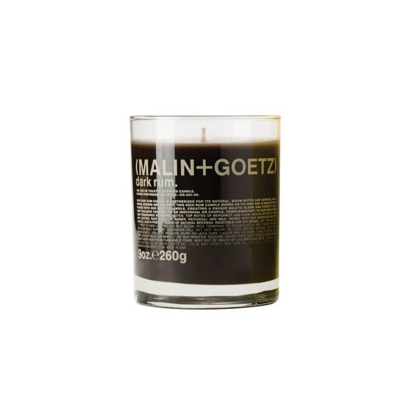 Malin+Goetz Dark Rum Scented Candle