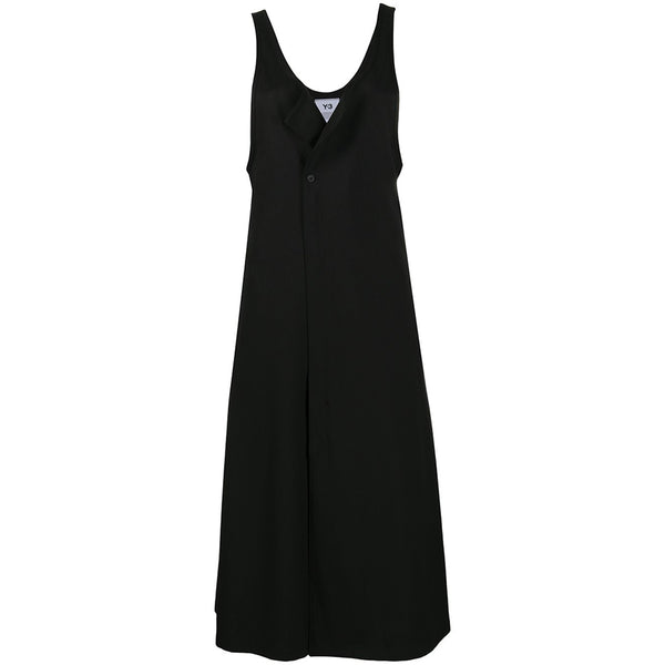 adidas Y-3 Yohji Yamamoto Classic Wool Dress for Women