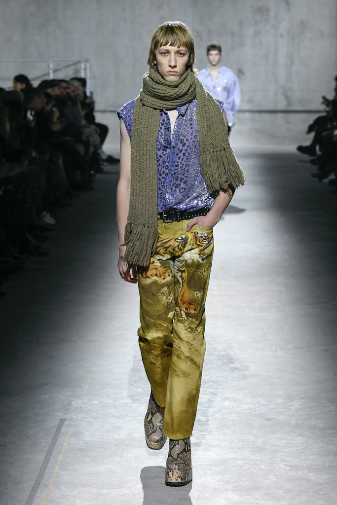 Dries van Noten Pantero Pants